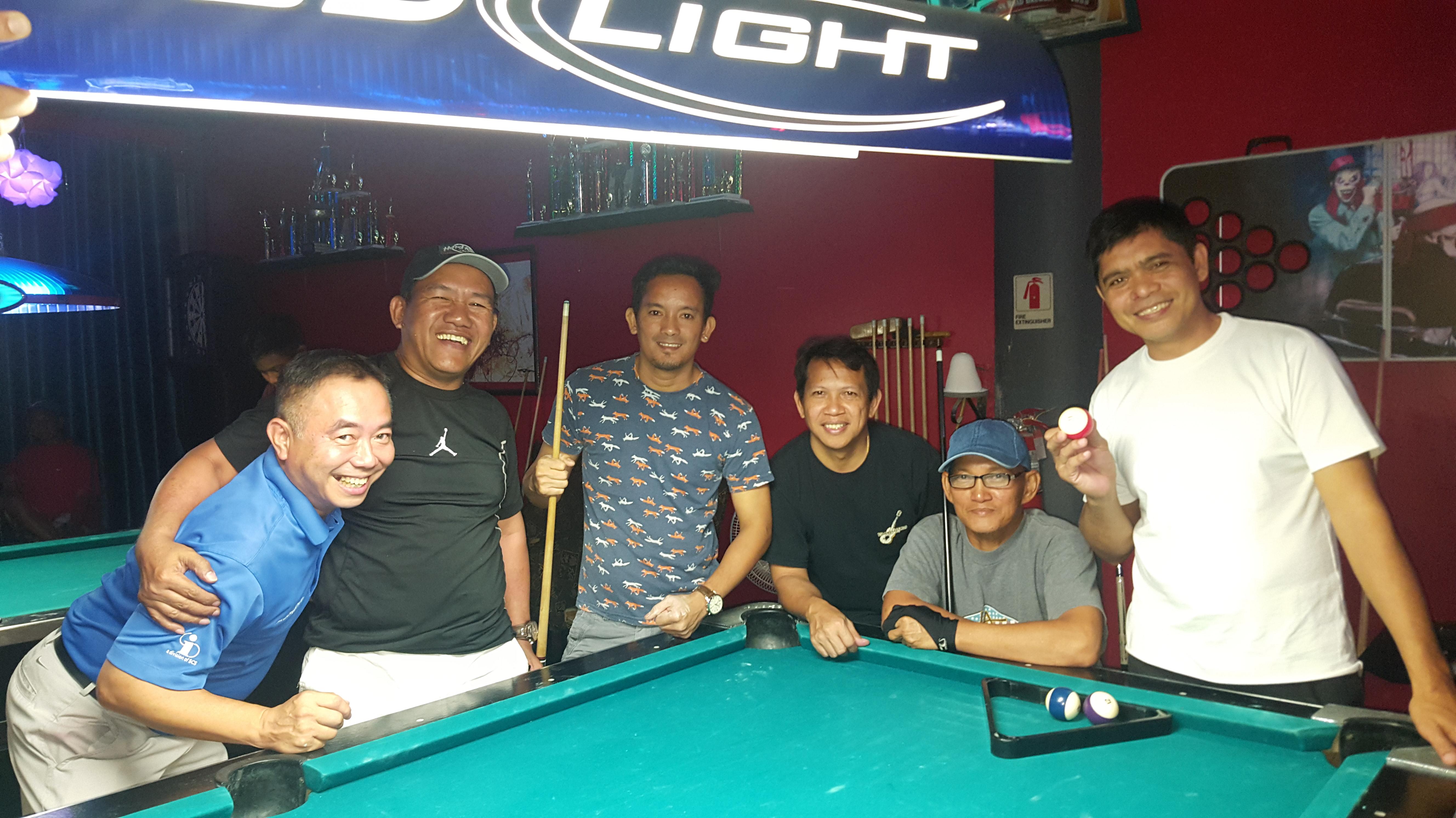 Saipan Billiards Association -